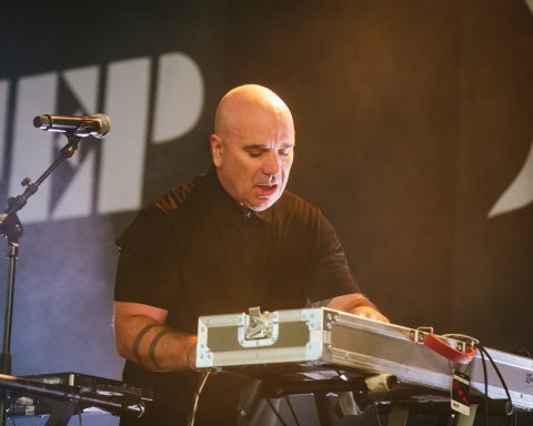 Nitzer Ebb at Amphi Festival 2019, Photo by Chris W. Braunschweiger