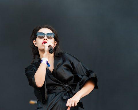 Charli XCX, Photo by Tuomas Vitikainen