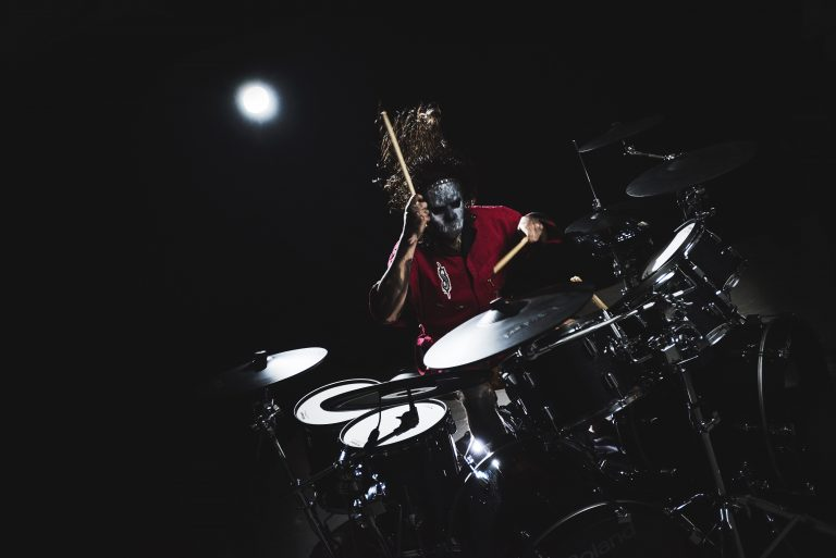Jay Weinberg of Slipknot on playing Roland VAD506 hybrid drums