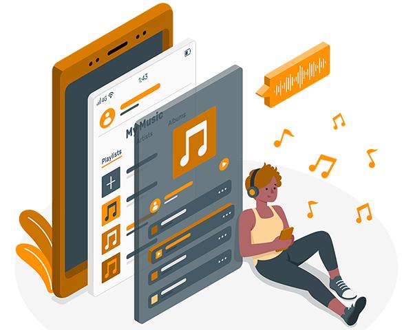 Phone Music Algorithm