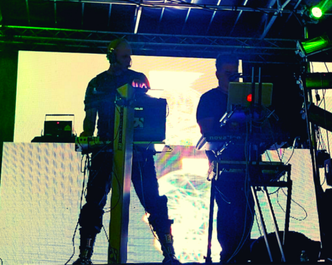 Dynamix II at Moon Fest (West Palm Beach, Florida), Photo Courtesy of the Artist