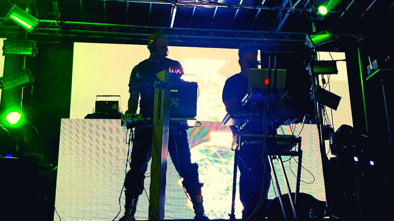 Dynamix II at Moon Fest (West Palm Beach, Florida), Photo Courtesy of the Artist