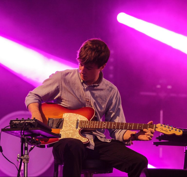 James Blake, Photo by Henry Laurisch