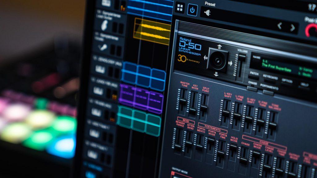 Zenbeats and Roland Cloud D-50