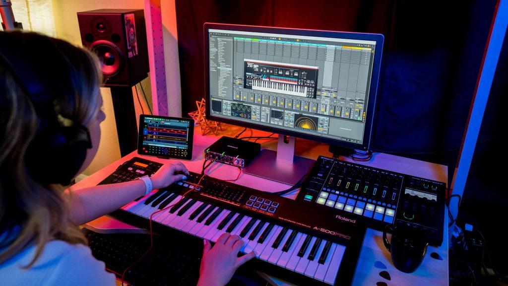 Zenbeats with Roland Cloud JX-3P