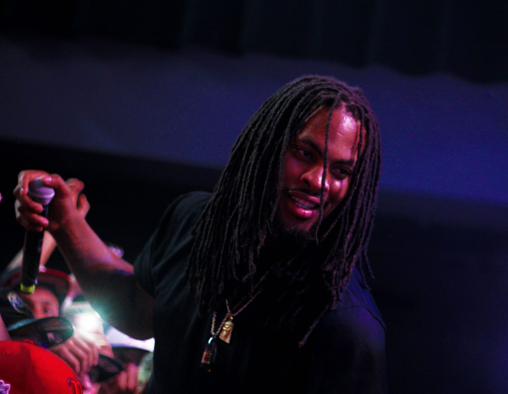 Waka Flaka Flame Photo by Eddy Rissling for The Come Up Show