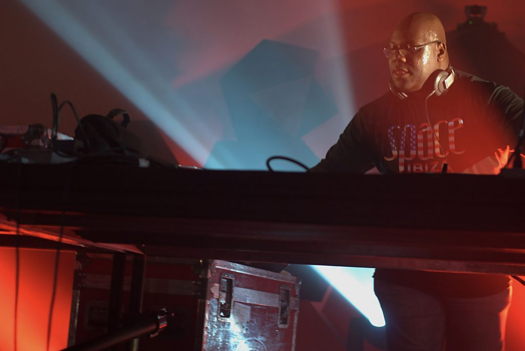 Carl Cox, Photo by The Music.FM