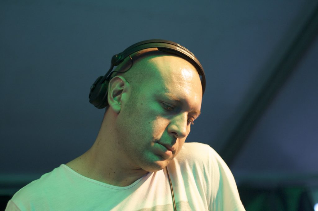 Marco Carola, Photo by Dave Walker
