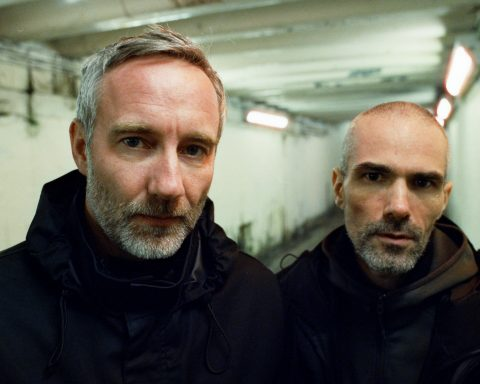 Autechre, Photo by Bafic