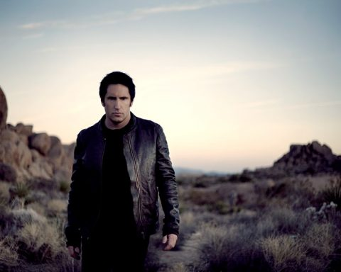 Trent Reznor, Photo by Rob Sheridan
