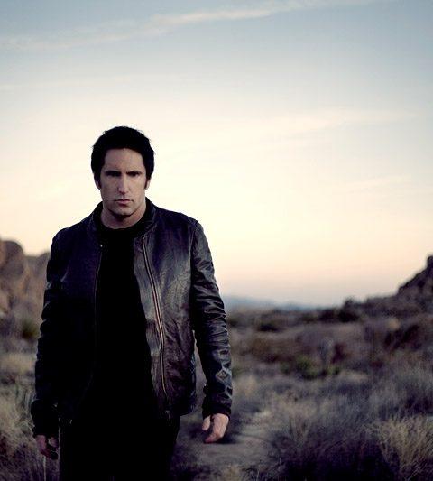 Trent Reznor, Photo by Rob Sheridan